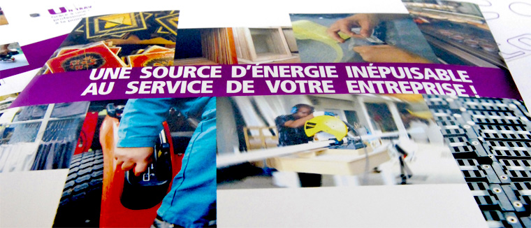 Infographiste Freelance en conception de charte graphique brochure commerciale