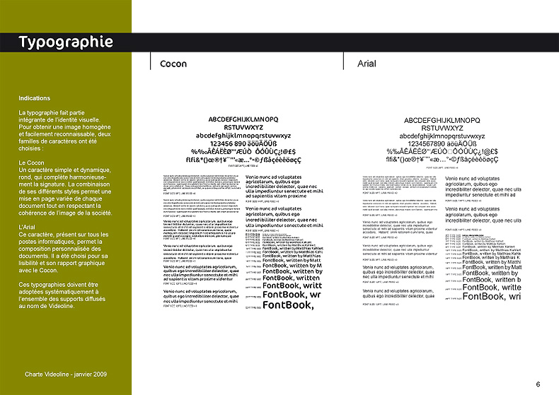 Infographiste Freelance - Maquette de document utile